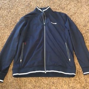 Reebok Track zip up jacket